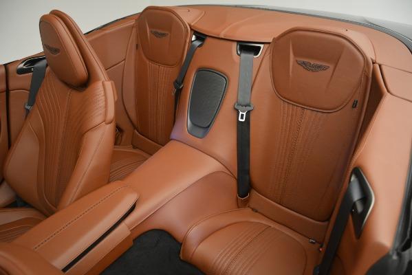 Used 2019 Aston Martin DB11 Volante for sale $214,990 at Pagani of Greenwich in Greenwich CT 06830 22