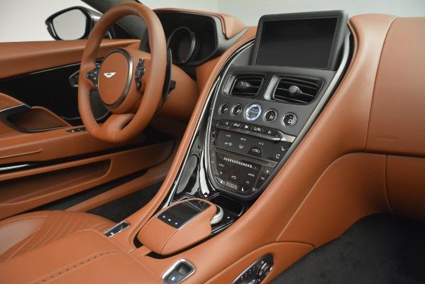 Used 2019 Aston Martin DB11 Volante for sale $214,990 at Pagani of Greenwich in Greenwich CT 06830 23