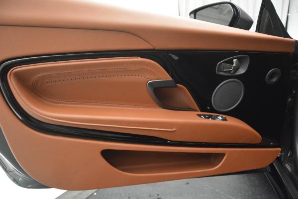 Used 2019 Aston Martin DB11 Volante for sale $214,990 at Pagani of Greenwich in Greenwich CT 06830 24