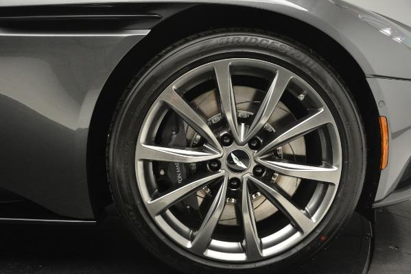 Used 2019 Aston Martin DB11 Volante for sale $214,990 at Pagani of Greenwich in Greenwich CT 06830 25