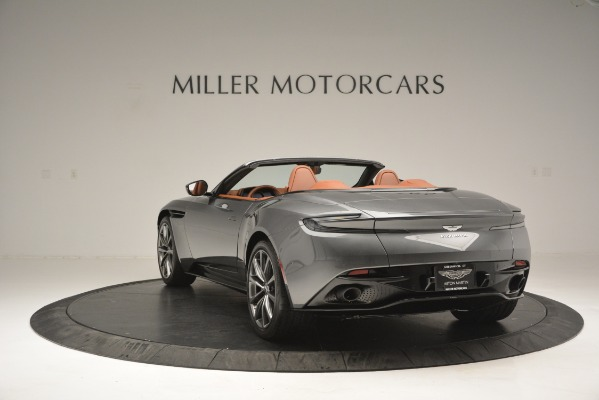Used 2019 Aston Martin DB11 Volante for sale $214,990 at Pagani of Greenwich in Greenwich CT 06830 4