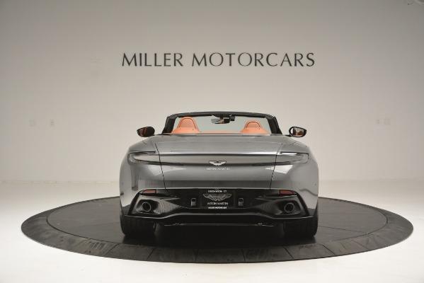 Used 2019 Aston Martin DB11 Volante for sale $214,990 at Pagani of Greenwich in Greenwich CT 06830 5