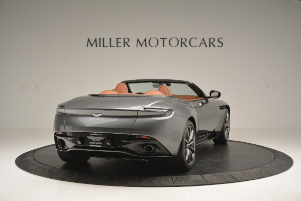 New 2019 Aston Martin DB11 V8 Convertible for sale Sold at Pagani of Greenwich in Greenwich CT 06830 6