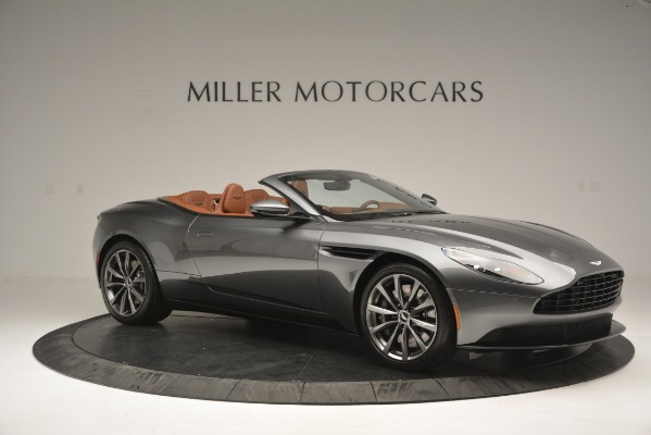 New 2019 Aston Martin DB11 V8 Convertible for sale Sold at Pagani of Greenwich in Greenwich CT 06830 9