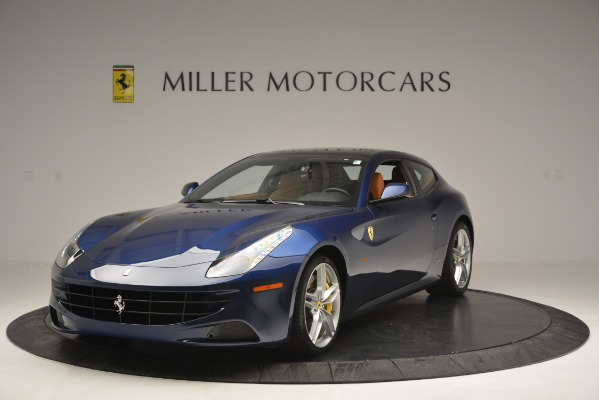 Used 2016 Ferrari FF for sale Sold at Pagani of Greenwich in Greenwich CT 06830 1