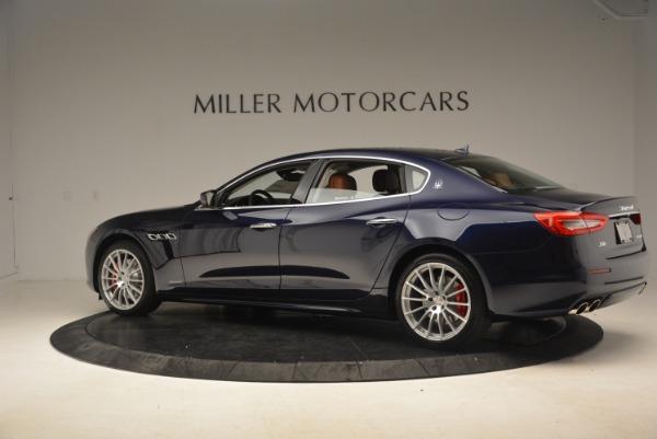 New 2019 Maserati Quattroporte S Q4 GranLusso for sale Sold at Pagani of Greenwich in Greenwich CT 06830 4