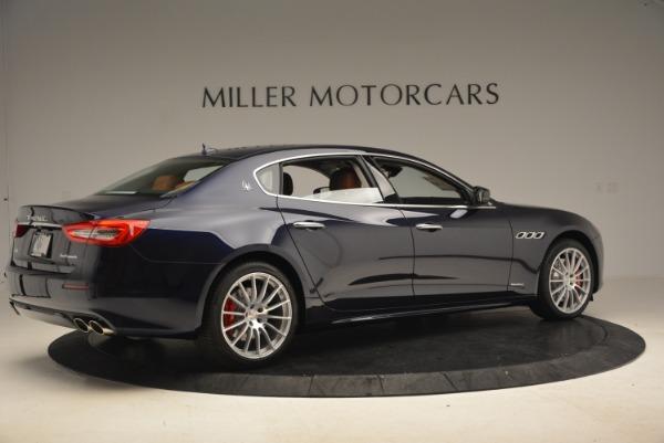 New 2019 Maserati Quattroporte S Q4 GranLusso for sale Sold at Pagani of Greenwich in Greenwich CT 06830 8