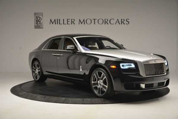 Used 2018 Rolls-Royce Ghost for sale Sold at Pagani of Greenwich in Greenwich CT 06830 10