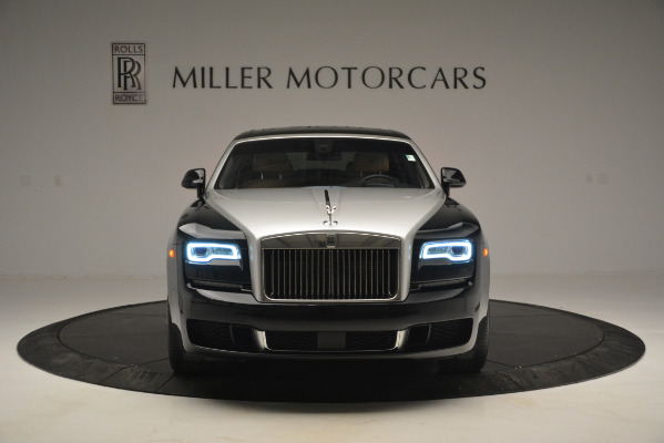 Used 2018 Rolls-Royce Ghost for sale Sold at Pagani of Greenwich in Greenwich CT 06830 11