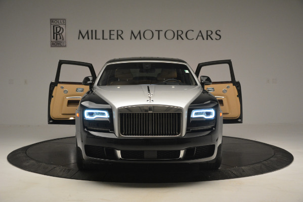 Used 2018 Rolls-Royce Ghost for sale Sold at Pagani of Greenwich in Greenwich CT 06830 12