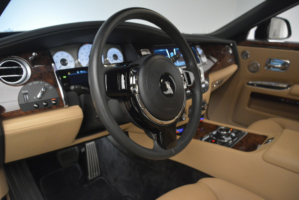 Used 2018 Rolls-Royce Ghost for sale Sold at Pagani of Greenwich in Greenwich CT 06830 16