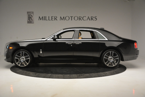 Used 2018 Rolls-Royce Ghost for sale Sold at Pagani of Greenwich in Greenwich CT 06830 2