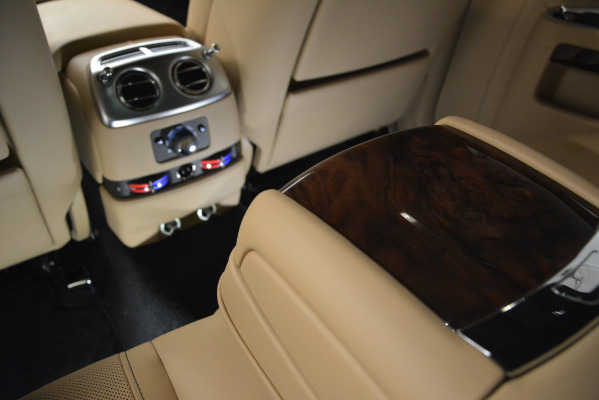 Used 2018 Rolls-Royce Ghost for sale Sold at Pagani of Greenwich in Greenwich CT 06830 23