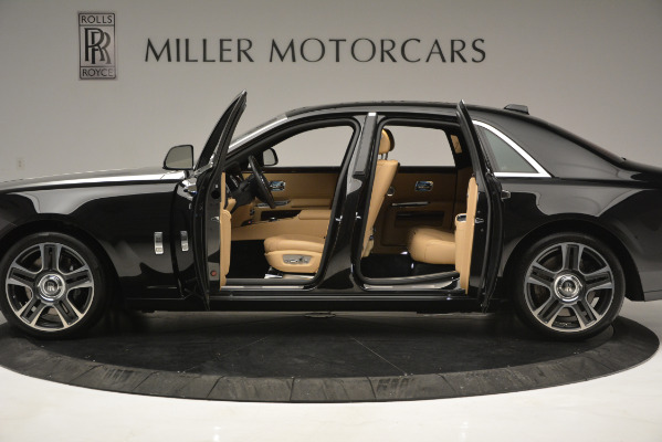 Used 2018 Rolls-Royce Ghost for sale Sold at Pagani of Greenwich in Greenwich CT 06830 4