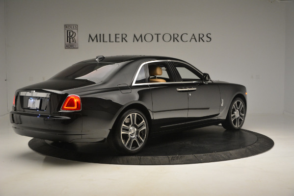 Used 2018 Rolls-Royce Ghost for sale Sold at Pagani of Greenwich in Greenwich CT 06830 8