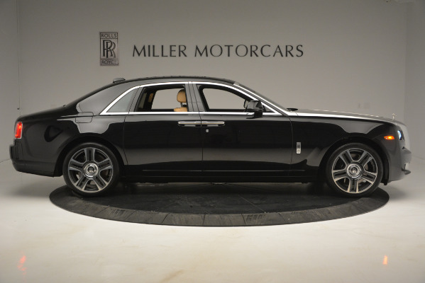 Used 2018 Rolls-Royce Ghost for sale Sold at Pagani of Greenwich in Greenwich CT 06830 9
