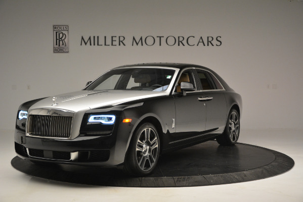 Used 2018 Rolls-Royce Ghost for sale Sold at Pagani of Greenwich in Greenwich CT 06830 1