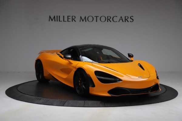 New 2019 McLaren 720S Performance for sale Sold at Pagani of Greenwich in Greenwich CT 06830 11