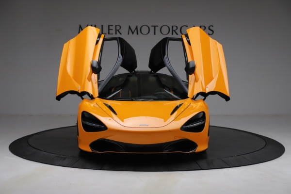 New 2019 McLaren 720S Performance for sale Sold at Pagani of Greenwich in Greenwich CT 06830 13