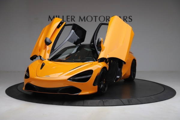 New 2019 McLaren 720S Performance for sale Sold at Pagani of Greenwich in Greenwich CT 06830 14