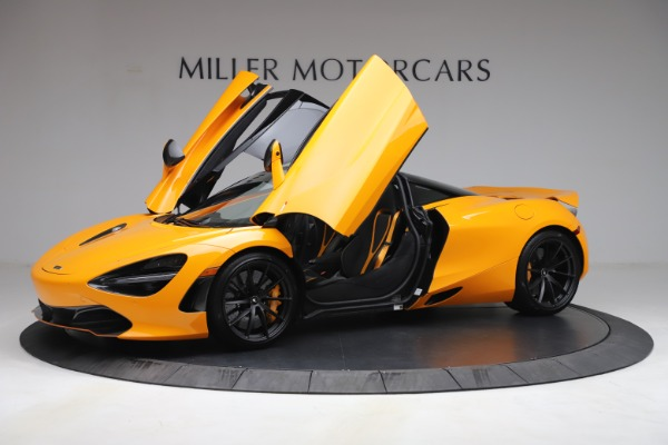 New 2019 McLaren 720S Performance for sale Sold at Pagani of Greenwich in Greenwich CT 06830 15