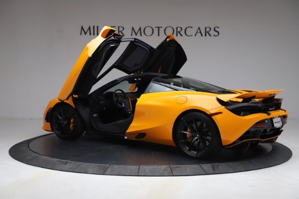 New 2019 McLaren 720S Performance for sale Sold at Pagani of Greenwich in Greenwich CT 06830 17