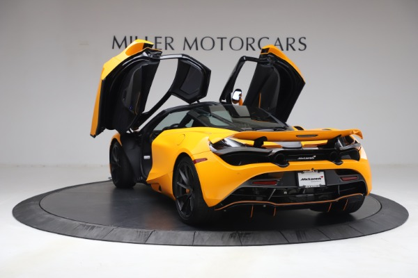 New 2019 McLaren 720S Performance for sale Sold at Pagani of Greenwich in Greenwich CT 06830 18