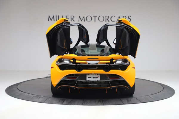 New 2019 McLaren 720S Performance for sale Sold at Pagani of Greenwich in Greenwich CT 06830 19