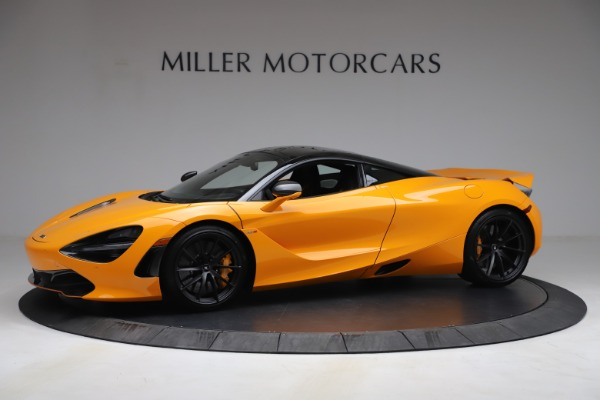 New 2019 McLaren 720S Performance for sale Sold at Pagani of Greenwich in Greenwich CT 06830 2