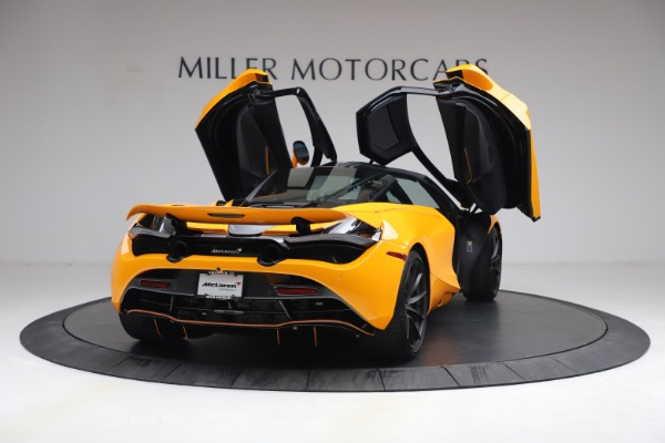New 2019 McLaren 720S Performance for sale Sold at Pagani of Greenwich in Greenwich CT 06830 20