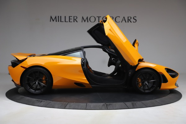 New 2019 McLaren 720S Performance for sale Sold at Pagani of Greenwich in Greenwich CT 06830 22