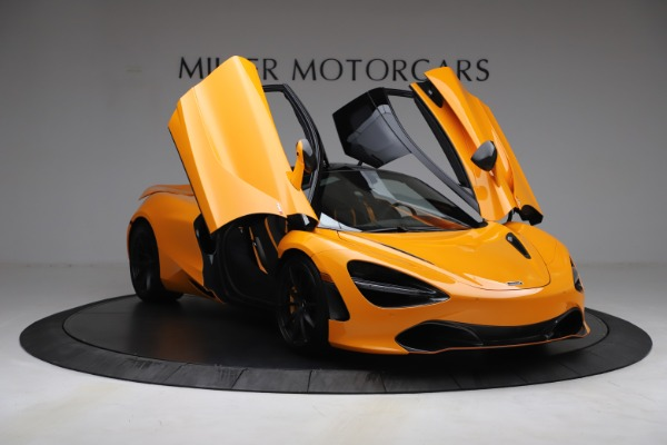 New 2019 McLaren 720S Performance for sale Sold at Pagani of Greenwich in Greenwich CT 06830 24