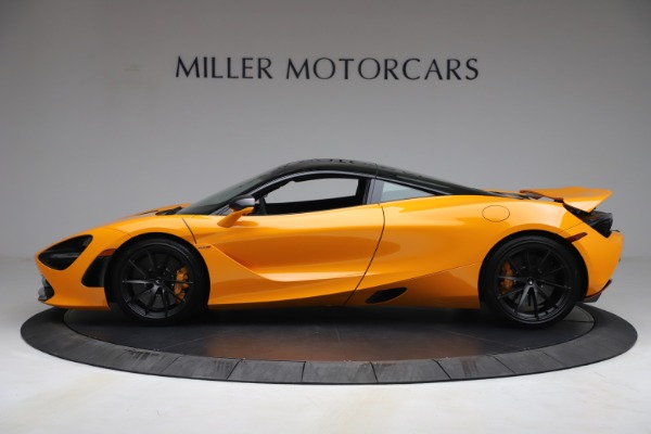 New 2019 McLaren 720S Performance for sale Sold at Pagani of Greenwich in Greenwich CT 06830 3
