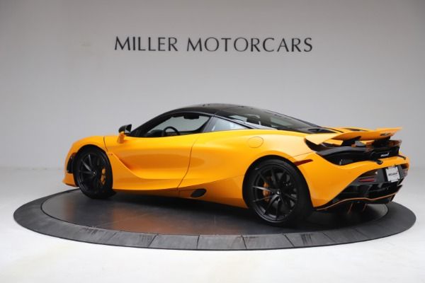 New 2019 McLaren 720S Performance for sale Sold at Pagani of Greenwich in Greenwich CT 06830 4