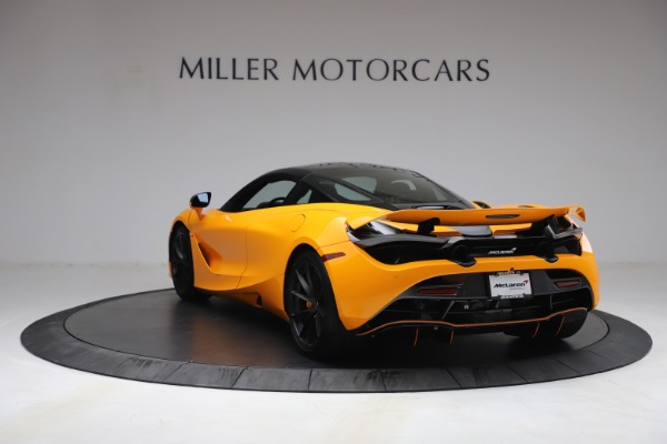 New 2019 McLaren 720S Performance for sale Sold at Pagani of Greenwich in Greenwich CT 06830 5