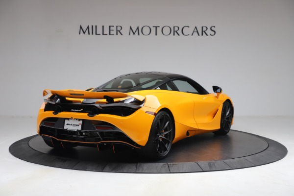 New 2019 McLaren 720S Performance for sale Sold at Pagani of Greenwich in Greenwich CT 06830 7