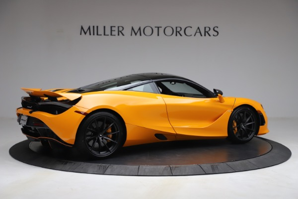 New 2019 McLaren 720S Performance for sale Sold at Pagani of Greenwich in Greenwich CT 06830 8