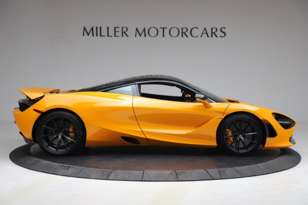 New 2019 McLaren 720S Performance for sale Sold at Pagani of Greenwich in Greenwich CT 06830 9