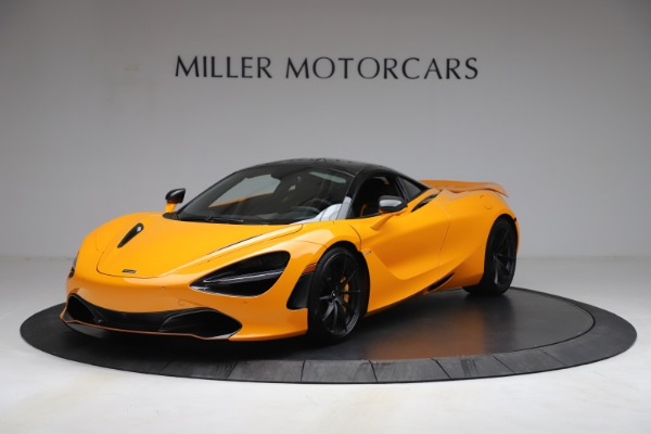 New 2019 McLaren 720S Performance for sale Sold at Pagani of Greenwich in Greenwich CT 06830 1