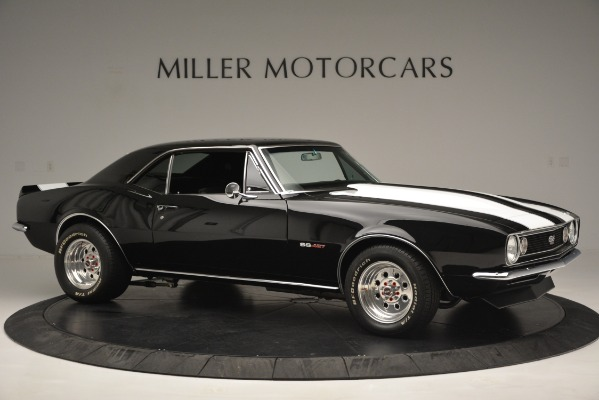 Used 1967 Chevrolet Camaro SS Tribute for sale Sold at Pagani of Greenwich in Greenwich CT 06830 12