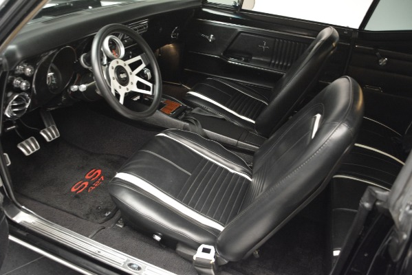Used 1967 Chevrolet Camaro SS Tribute for sale Sold at Pagani of Greenwich in Greenwich CT 06830 16