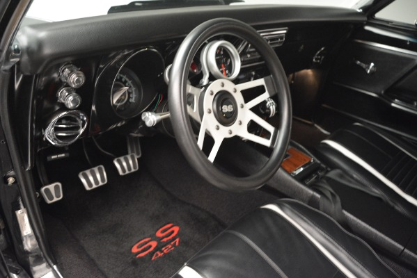 Used 1967 Chevrolet Camaro SS Tribute for sale Sold at Pagani of Greenwich in Greenwich CT 06830 18