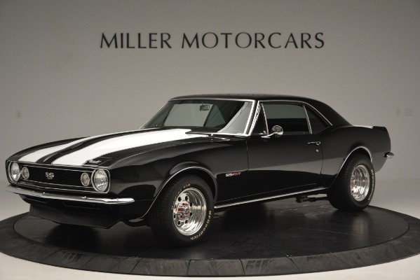 Used 1967 Chevrolet Camaro SS Tribute for sale Sold at Pagani of Greenwich in Greenwich CT 06830 2