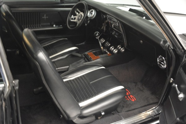 Used 1967 Chevrolet Camaro SS Tribute for sale Sold at Pagani of Greenwich in Greenwich CT 06830 20