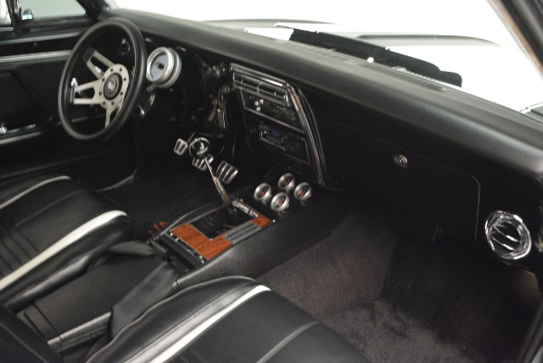 Used 1967 Chevrolet Camaro SS Tribute for sale Sold at Pagani of Greenwich in Greenwich CT 06830 21