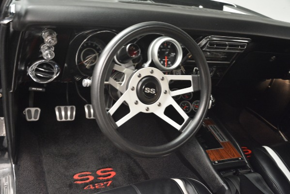 Used 1967 Chevrolet Camaro SS Tribute for sale Sold at Pagani of Greenwich in Greenwich CT 06830 23