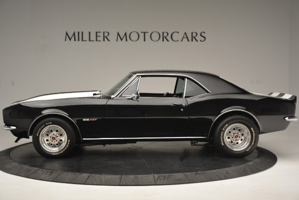 Used 1967 Chevrolet Camaro SS Tribute for sale Sold at Pagani of Greenwich in Greenwich CT 06830 3