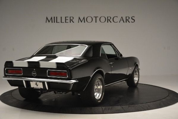 Used 1967 Chevrolet Camaro SS Tribute for sale Sold at Pagani of Greenwich in Greenwich CT 06830 9