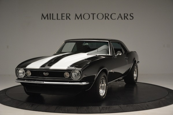 Used 1967 Chevrolet Camaro SS Tribute for sale Sold at Pagani of Greenwich in Greenwich CT 06830 1