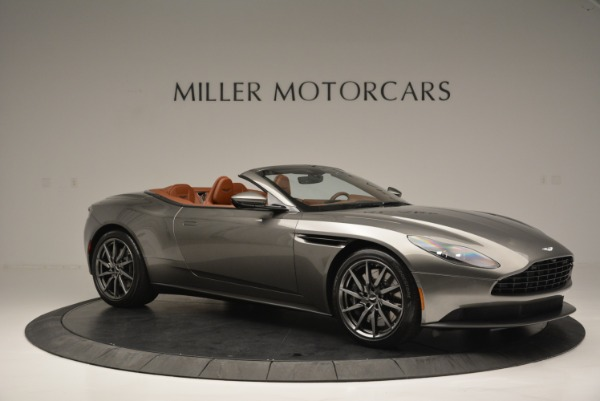 Used 2019 Aston Martin DB11 V8 Convertible for sale Sold at Pagani of Greenwich in Greenwich CT 06830 10